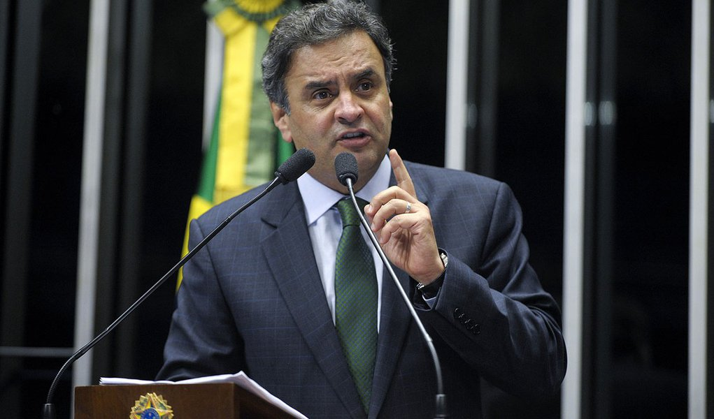 Senador Aécio Neves (PSDB-MG) manifesta apoio à emenda que eleva o percentual de aplicação da União na área da saúde para 18% da receita corrente líquida (RCL)