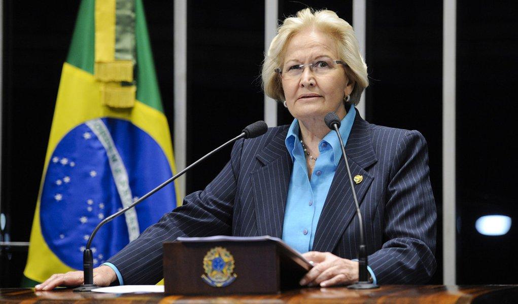 Senadora Ana Amélia (PP-RS) quer informação sobre alto custo dos carros brasileiros
