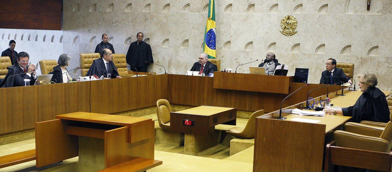 STF volta a julgar a Ação Penal 470 em agosto