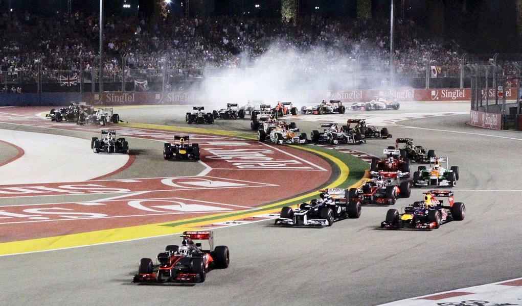 Petrobras retorna à F1 ao firmar parceria com McLaren