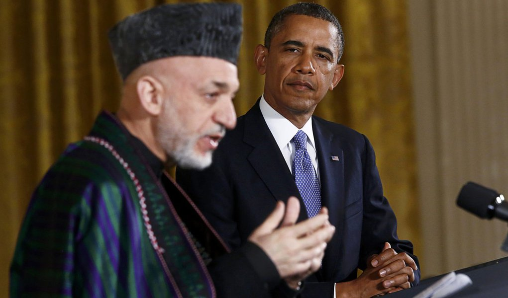 EUA e Afeganistão vão antecipar saída de tropas