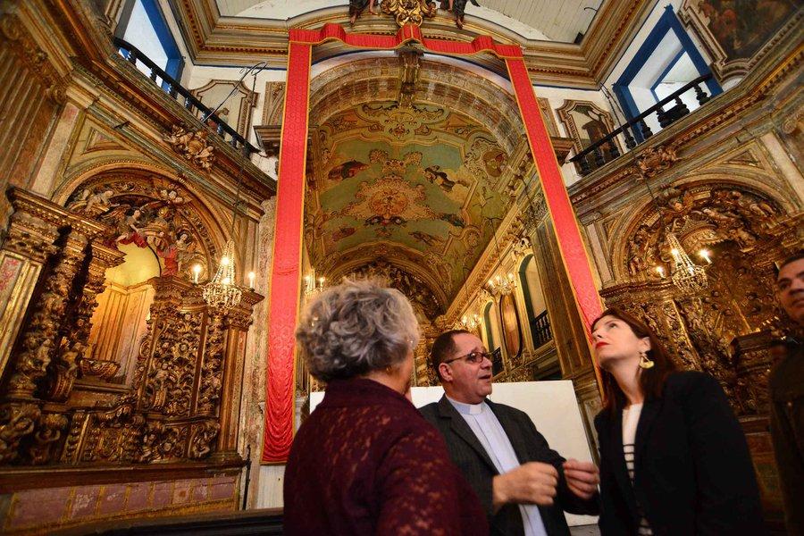 Museu de Aleijadinho vai passar por restauração