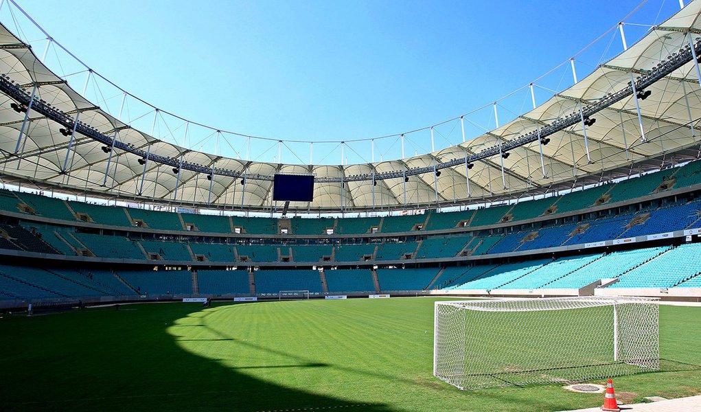 Fonte Nova entre as arenas mais elogiadas na Copa