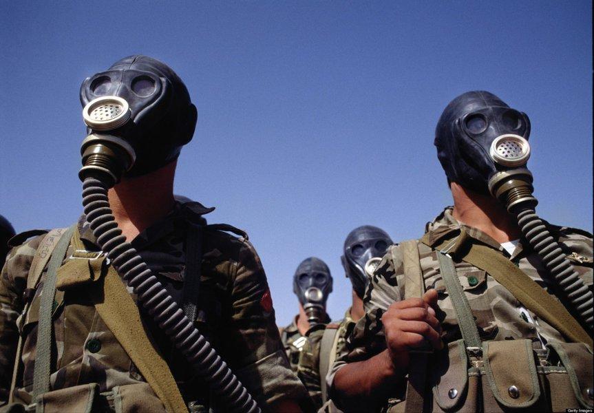 ONU investigará uso de arma química na Síria