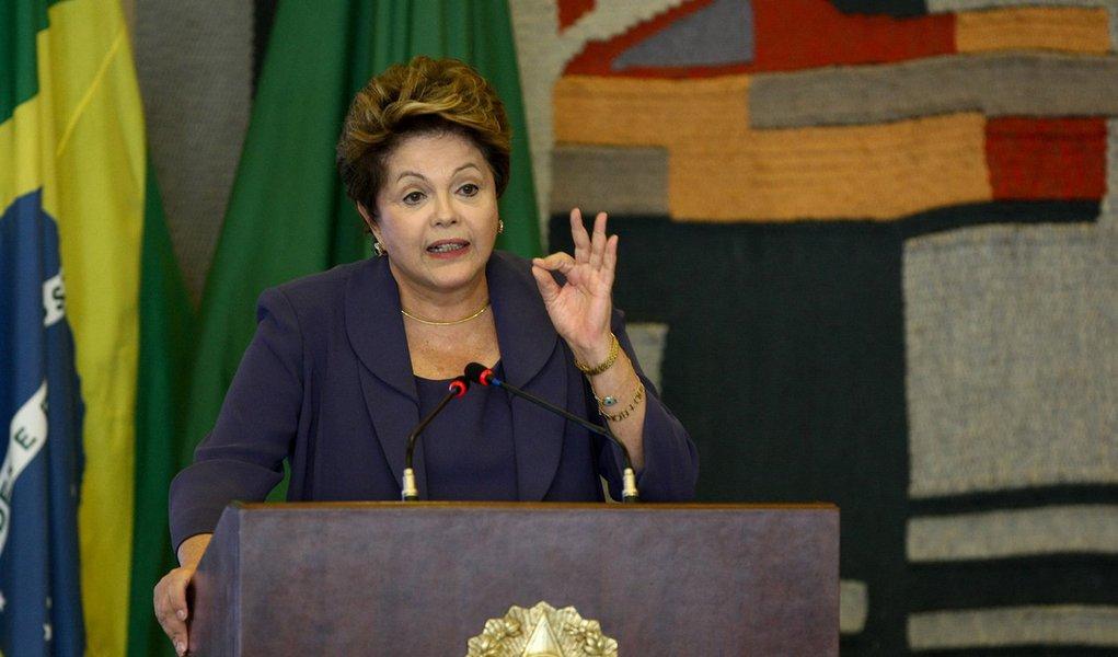 Dilma veta fim de multa de 10% sobre FGTS