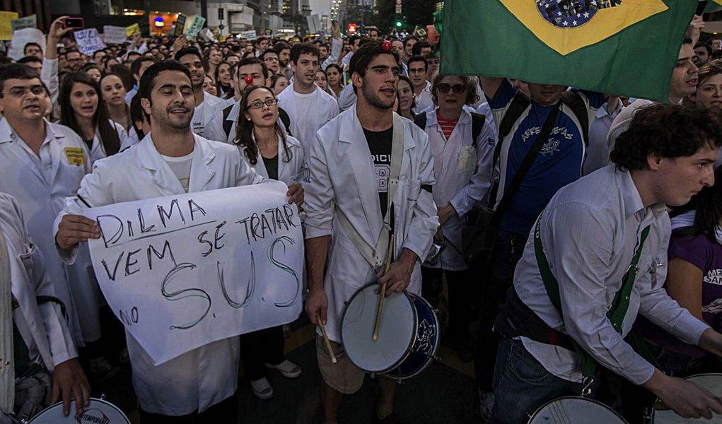 Médicos do Recife decretam estado de greve