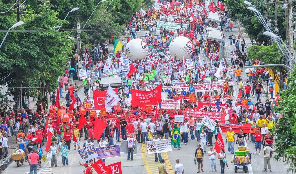 Entrega de documento marca fim de protesto