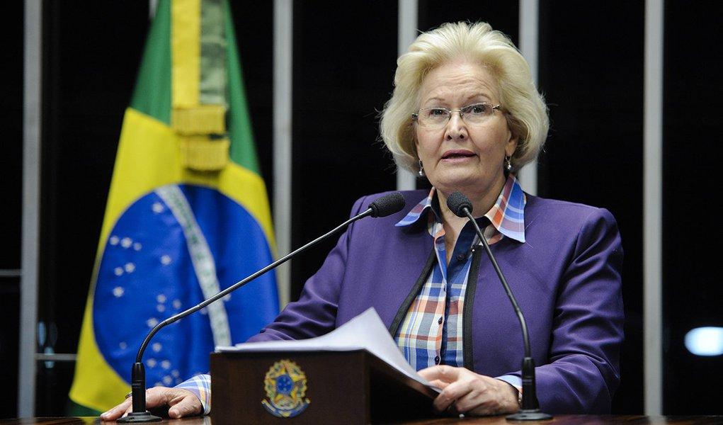 Senadora Ana Amélia (PP-RS) questiona possível acordo entre o Mercosul e a União Européia, especialmente agora, em que o bloco europeu acionou a Organização Mundial do Comércio contra as medidas do governo brasileiro para estimular a indústria de automóve