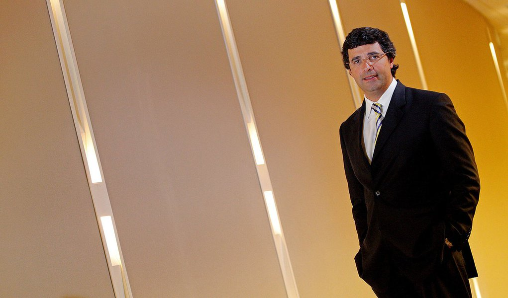 SAO PAULO 26-02-2010   ESPECIAL CADERNO DE NEGOCIOS   EMBARGADO  Andre Esteves presidente da BTG Pactual. FOTO JONNE RORIZ/AE