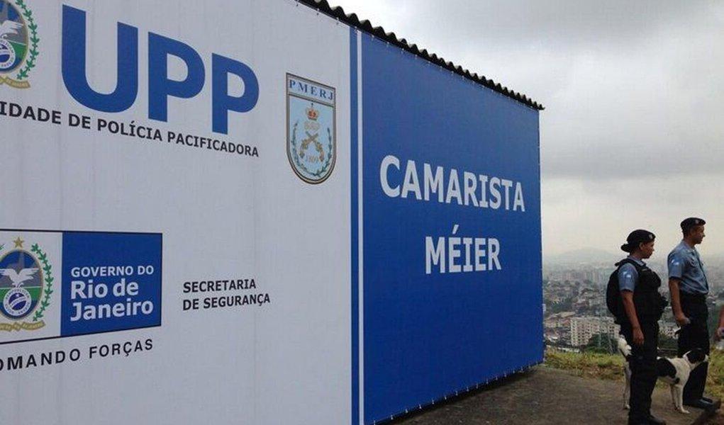 A UPP Camarista terá três bases avançadas