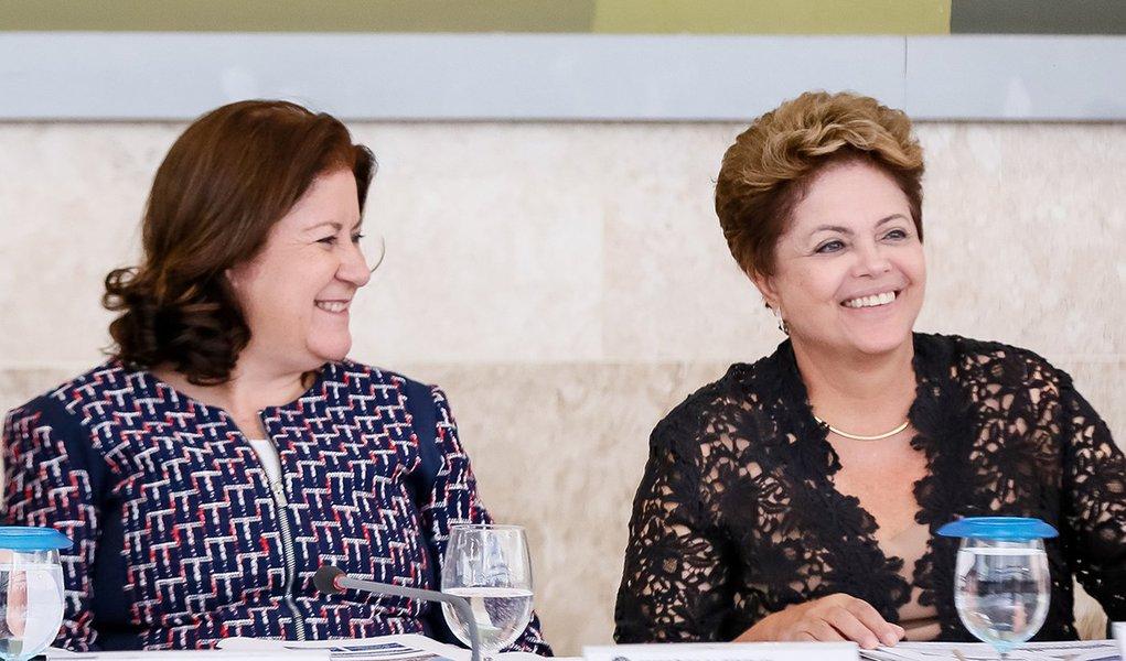 Brasília - DF, 16/04/2013. Presidenta Dilma Rousseff durante 42ª Reunião Ordinária do Pleno do Conselho de Desenvolvimento Econômico e Social (CDES), no Palácio do Planalto. Foto: Roberto Stuckert Filho/PR
