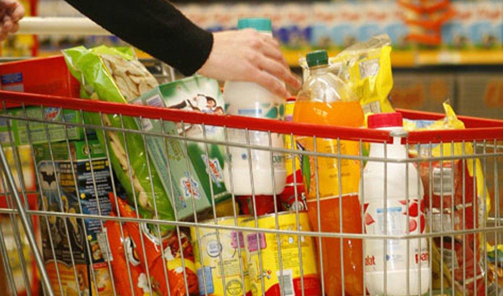 Supermercados mineiros faturam 2,7% a mais em julho