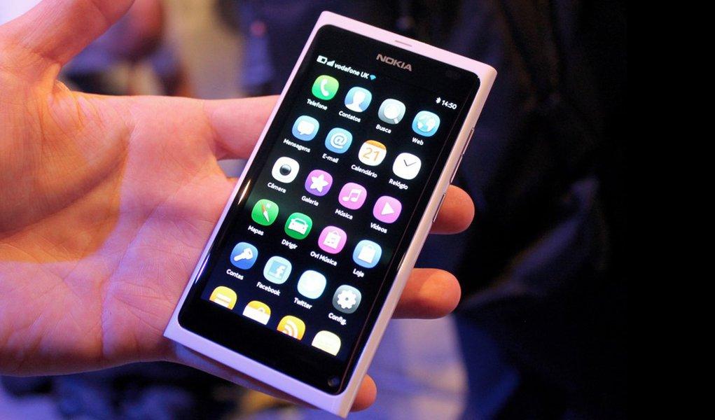 Nokia terá smartphone com Windows 8