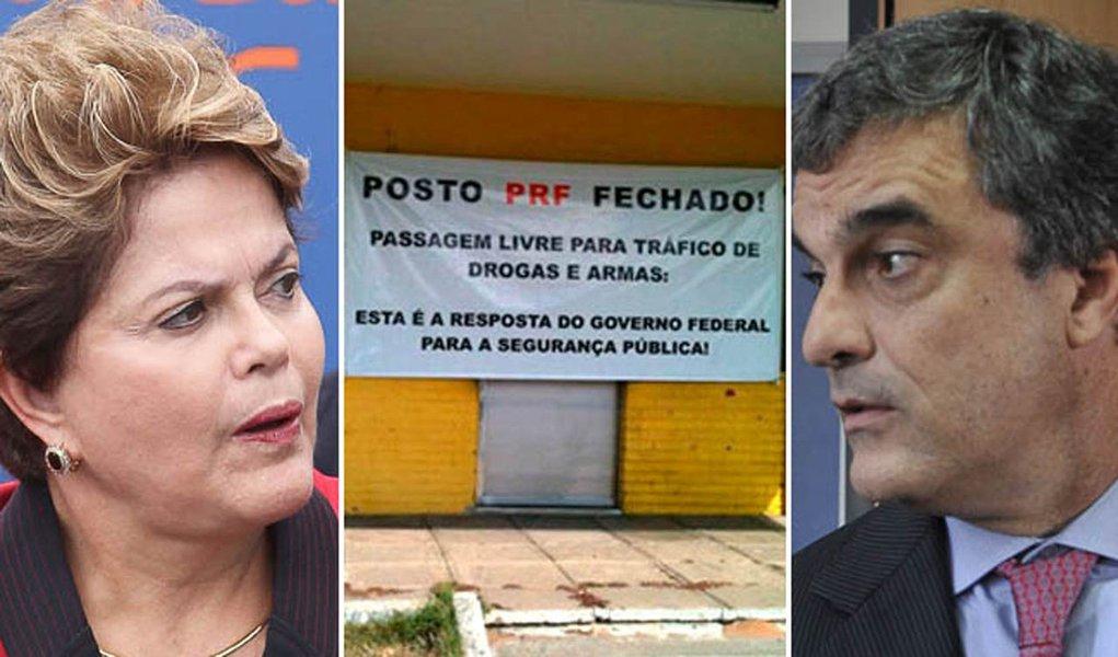 """Dilma quer punição """"exemplar"""" a grevistas"""