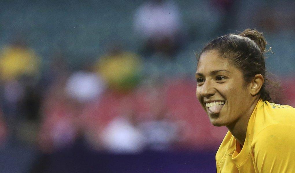 Cristiane se torna maior goleadora em Olimpíadas