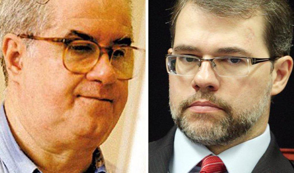Gaspari condena ataques de Toffoli a Noblat