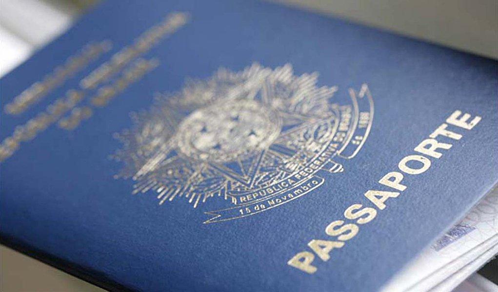 PF suspende emissão de passaportes no Rio de Janeiro