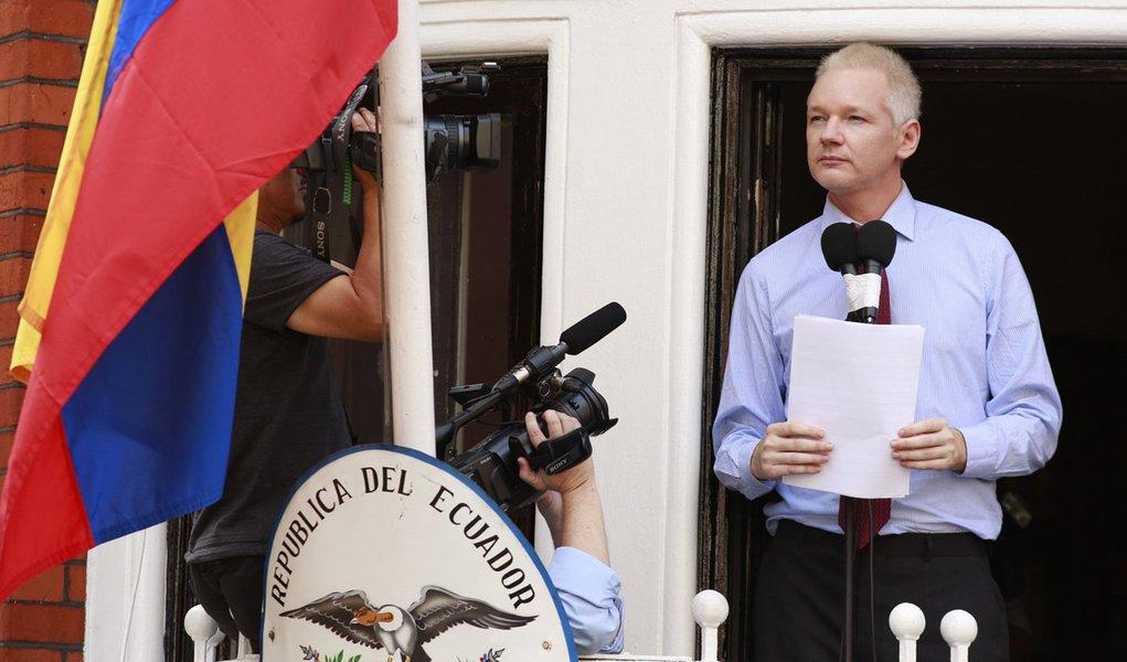 EUA já têm acusação pronta para Assange, revela Wikileaks