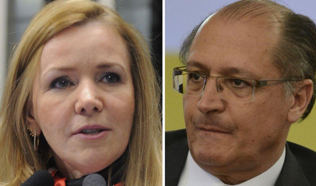 """""""Alckmin coloca em risco mais de 117 mil empregos"""""""