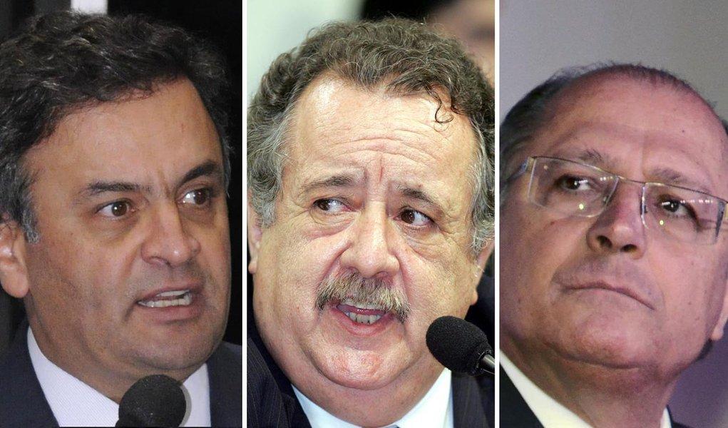 Caixa 2 de Furnas teria turbinado Aécio e Alckmin