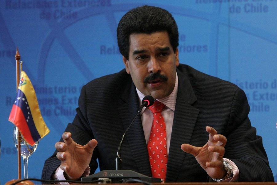 Maduro: EUA seriam prejudicados por sanções