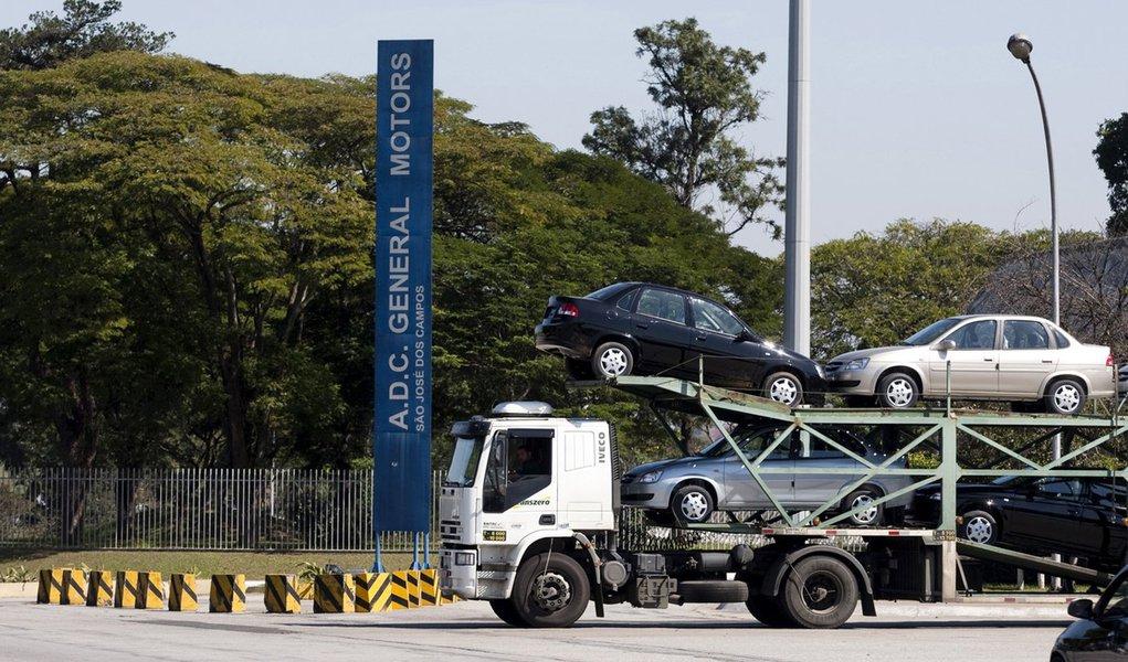 GM manterá empregos em São José dos Campos