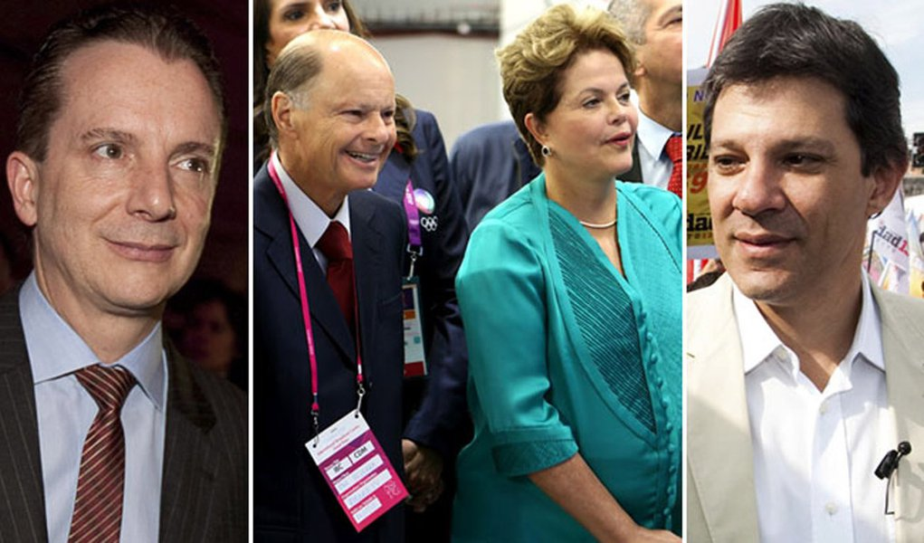 Política eleitoral de Dilma pode complicar Haddad