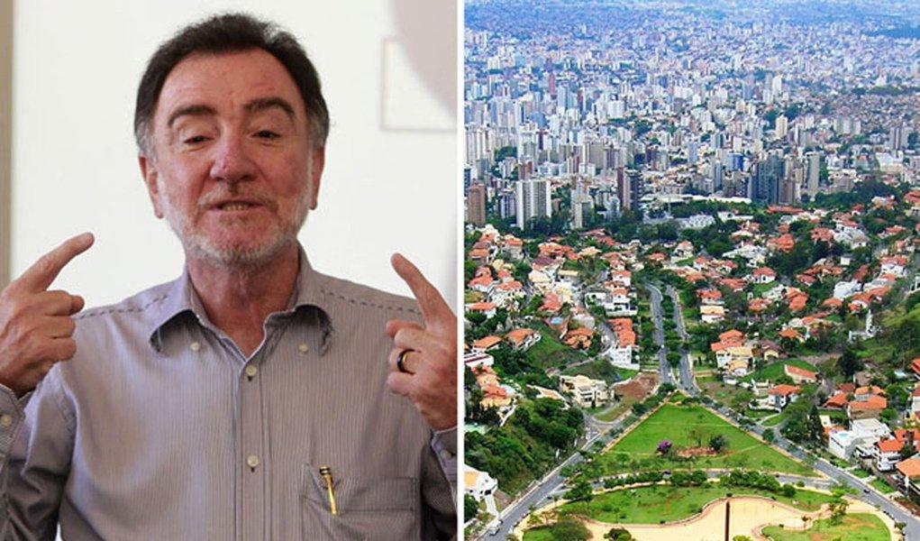 Patrus Ananias diz ser o Lula de Belo Horizonte