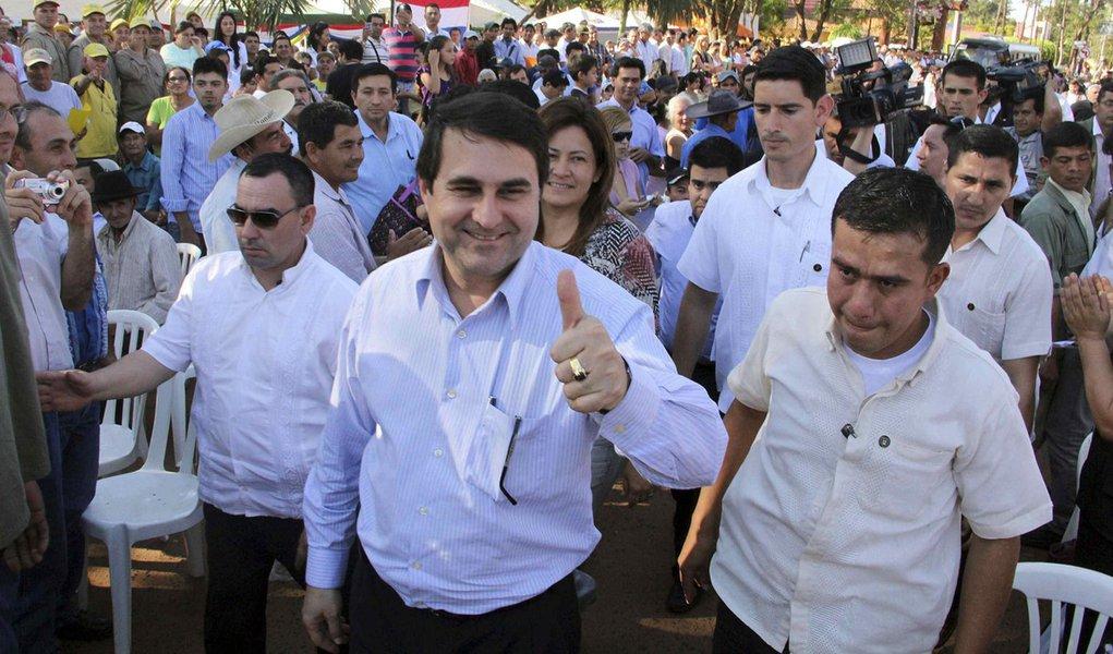 Missão da OEA chega ao Paraguai nesta terça-feira