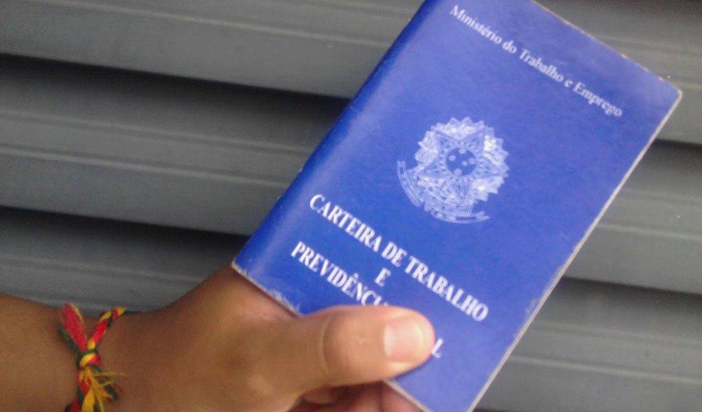 Aumenta desemprego em Belo Horizonte