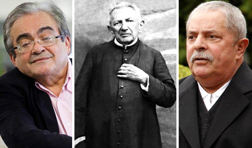"""Nêumanne define Lula como """"padim Ciço de Garanhuns"""""""