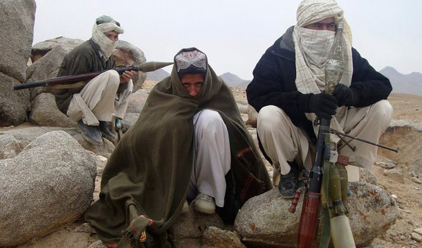 Combatentes do Talibã