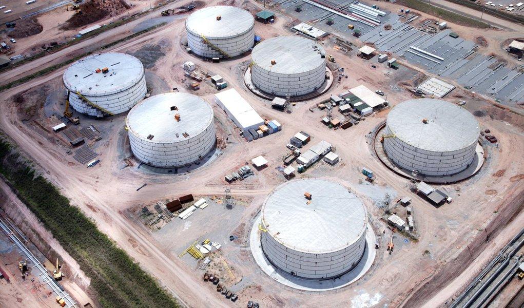 Nova paralisação na refinaria pernambucana da Petrobras