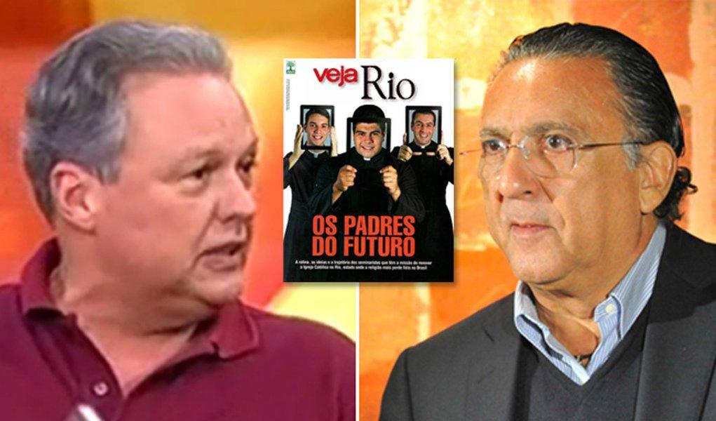 """""""Um engodo"""", diz Renato Maurício Prado sobre entrevista"""