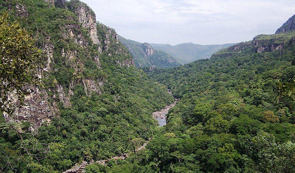 Goiás tem parceria para aumentar áreas de conservação