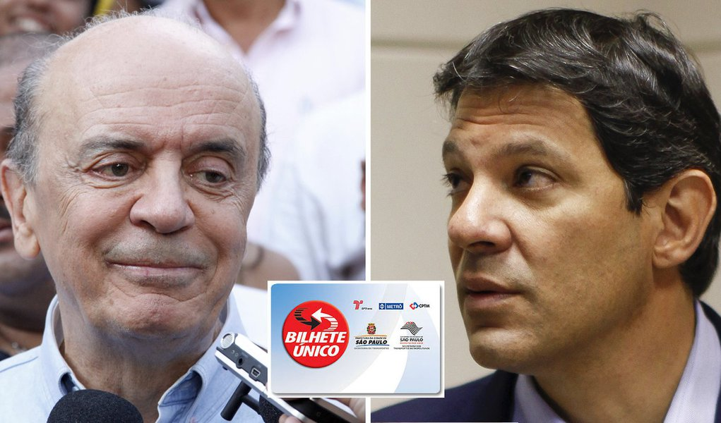 Serra introduz 'mensalão' na campanha eleitoral