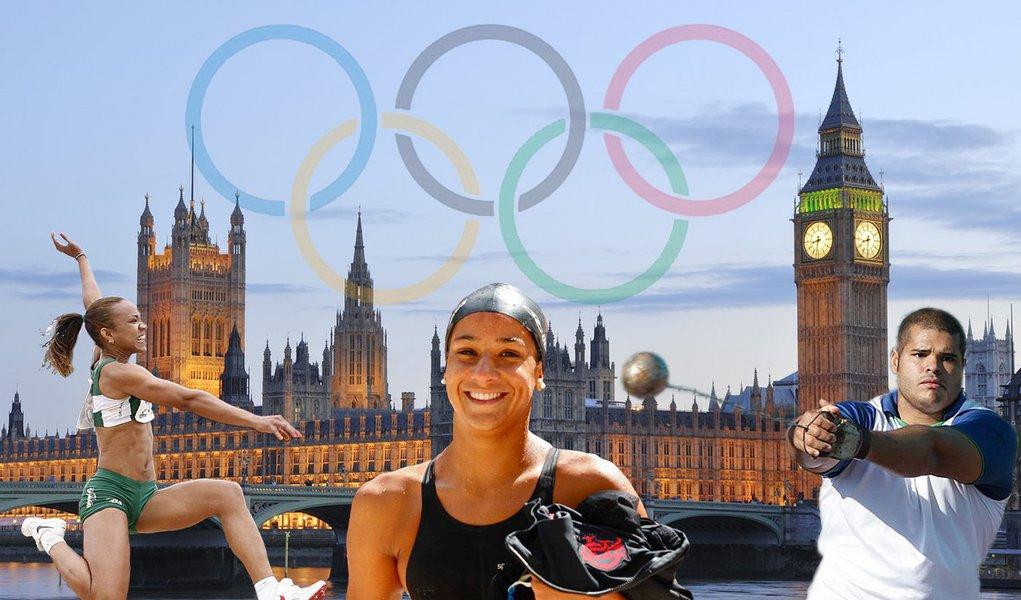 As chances de medalha de Pernambuco em Londres