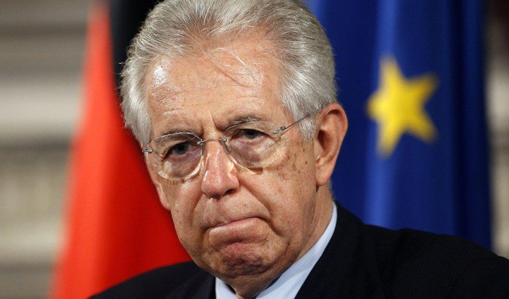 """Sobre crise, Itália diz que fim do túnel começa a """"se iluminar"""""""