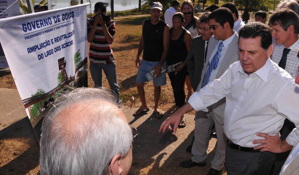Cidade de Goiás vira capital por três dias
