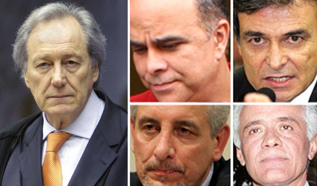 Revisor culpa Pizzolato, Valério, Paz e Hollerbach