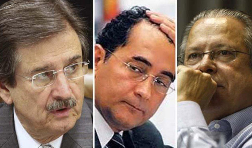 Peluso condena João Paulo por corrupção passiva