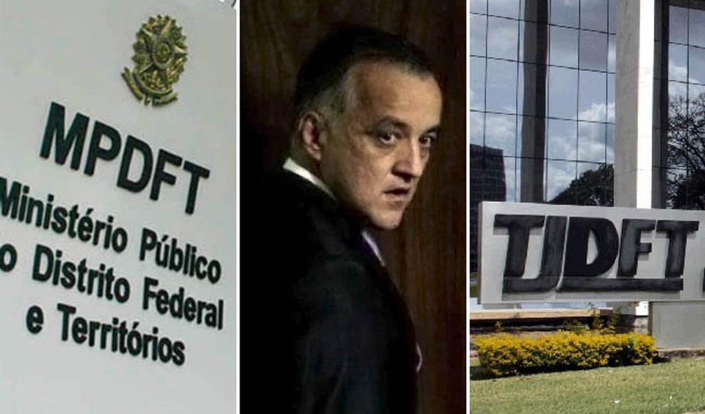 Depois de Goiás, Cachoeira deve depor na Justiça de Brasília