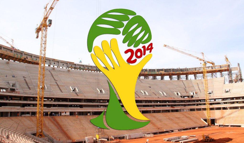Acompanhe as obras dos estádios para a Copa do Mundo