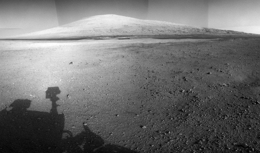 Vídeo mostra o pouso do jipe-robô Curiosity em Marte