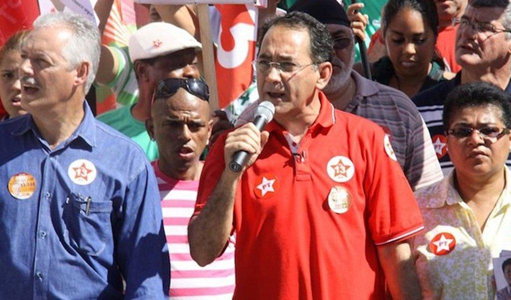 João Paulo admite deixar eleição se for condenado