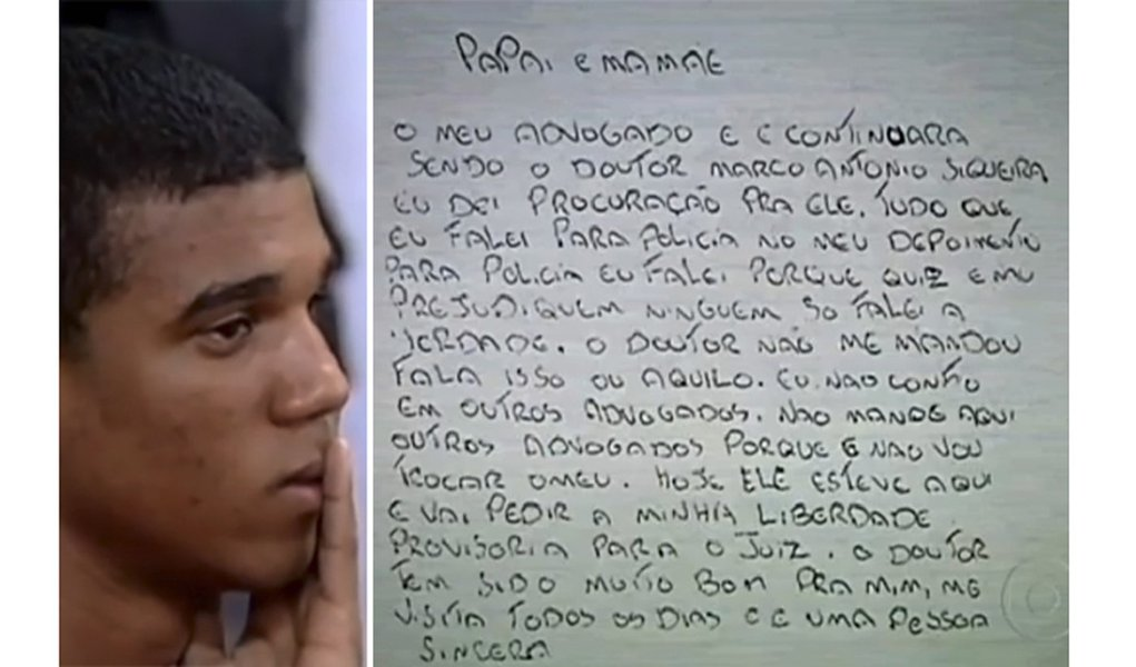 """Sérgio foi ameaçado: """"tô na pista. Você é o próximo"""""""