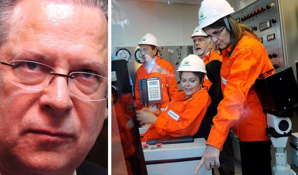 Dirceu alertou Dilma sobre marido de Graça Foster