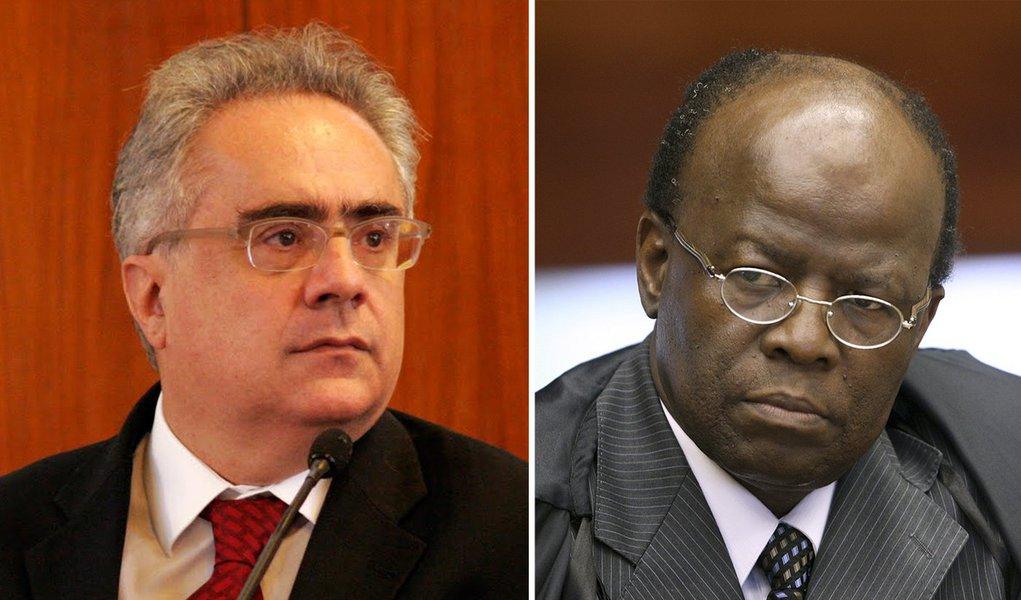 Nassif: Barbosa foi assistente de acusação, não juiz