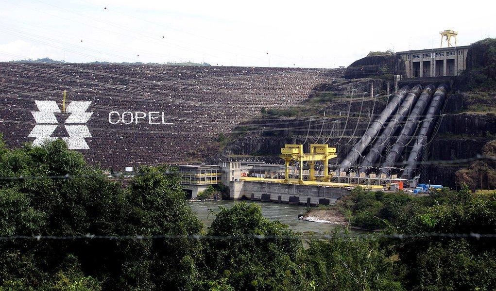 A Usina Hidrelétrica Governador Ney Aminthas de Barros Braga, anteriormente conhecida como Usina de Salto Segredo, é uma usina da Companhia Paranaense de Energia - COPEL, localizada no Rio Iguaçu, no município de Mangueirinha na região sudoeste do estado