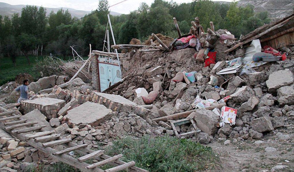 Mortos chegam a 250 e feridos superam 2 mil no Irã